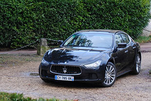 essai maserati quattroporte motorlegend. Black Bedroom Furniture Sets. Home Design Ideas