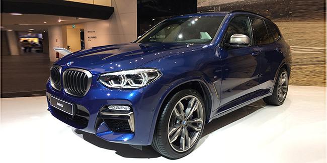 BMW i Vision Dynamics (2017) : berline électrique