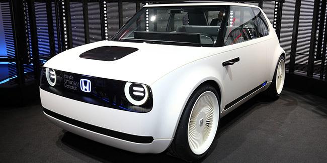 Francfort 2017 : Honda Urban EV Concept