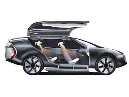 fiche technique renault ondelios concept motorlegend. Black Bedroom Furniture Sets. Home Design Ideas